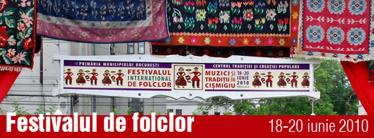 Festivalul international de folclor