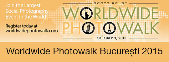 Worldwide Photowalk Bucuresti 2015